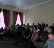 Совещание 6 февраля 2016 года в Проспект-С в Перми